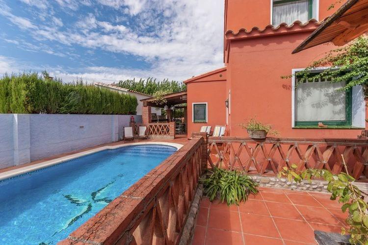vakantiehuis Spanje, Costa Brava, Sant Pere Pescador vakantiehuis ES-17470-43