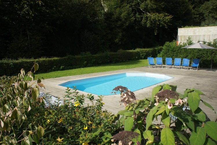 Vakantiehuizen Belgie | Luxemburg | Vakantiehuis te huur in Neufchateau   met wifi 9 personen