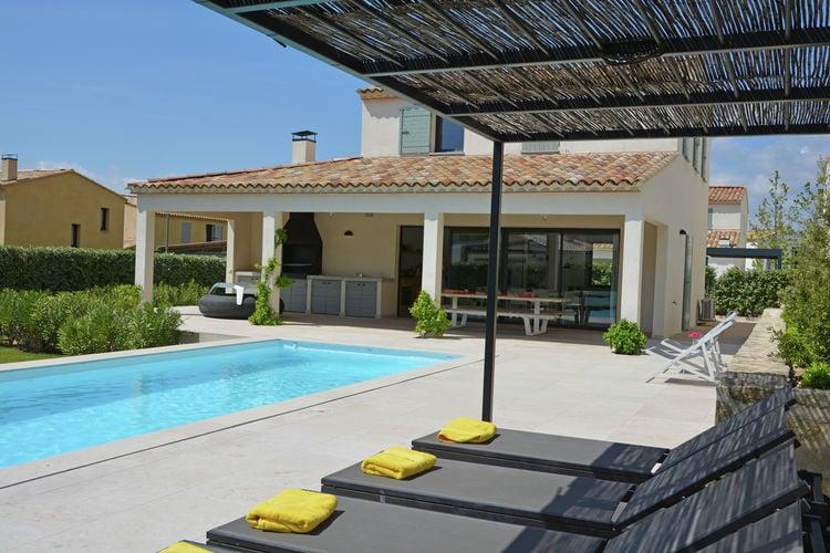 Villa met zwembad met wifi  Malaucène  Les Collines