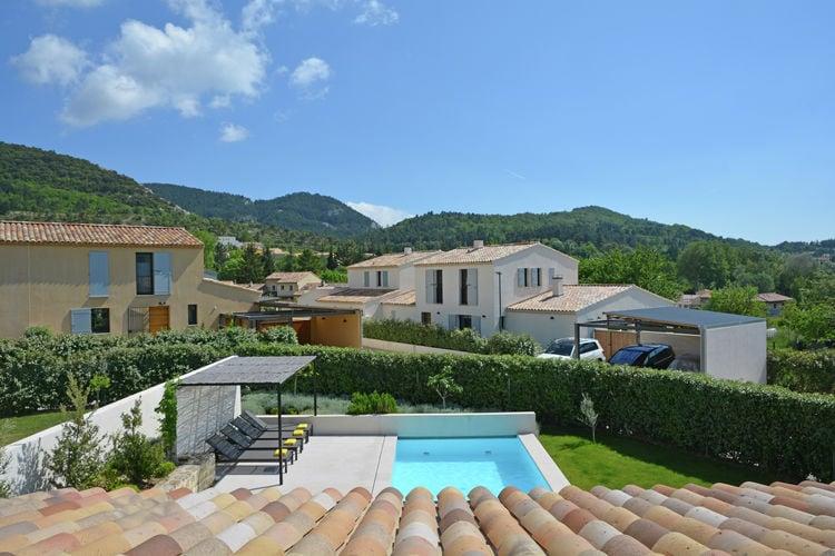 Villa Frankrijk, Provence-alpes cote d azur, Malaucène Villa FR-84340-25