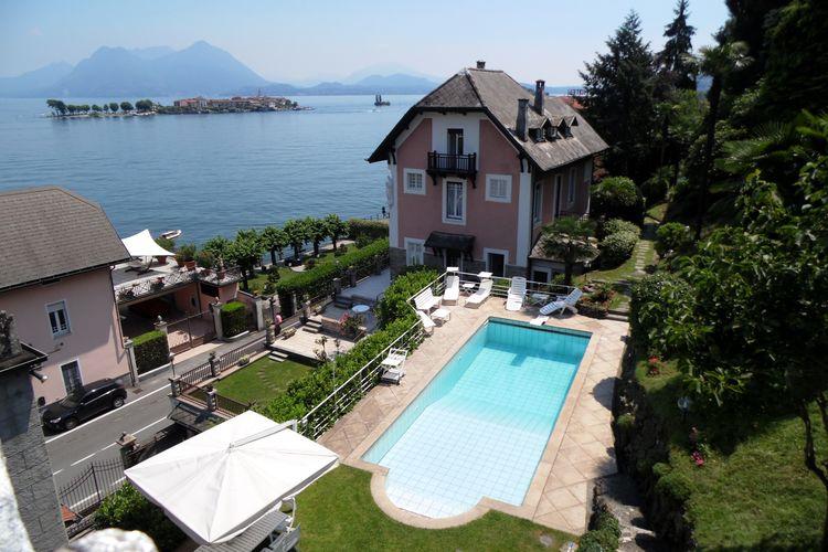 Villa met zwembad met wifi  Italiaanse MerenVilla Torretta