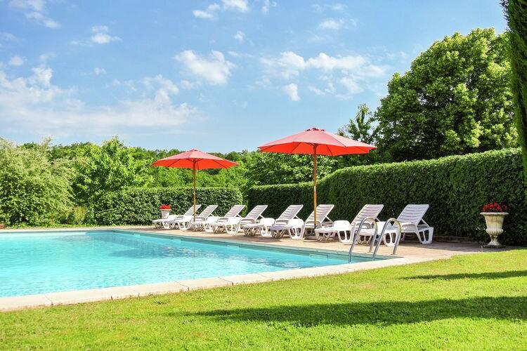 Vakantiewoning Frankrijk, Limousin, Perpezac-Le-Blanc vakantiewoning FR-19310-11