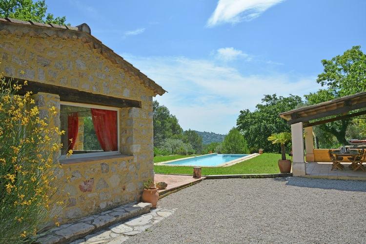 Villa Frankrijk, Provence-alpes cote d azur, Fayence Villa FR-03221-01