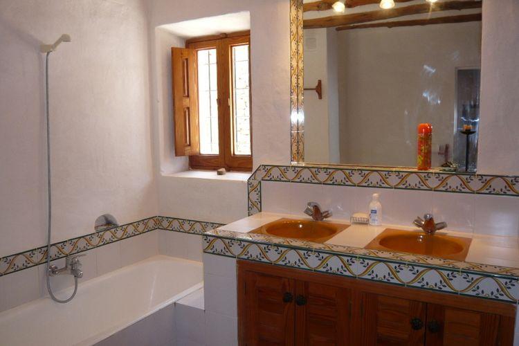 vakantiehuis Spanje, Ibiza, Santa Eulalia vakantiehuis ES-07840-21