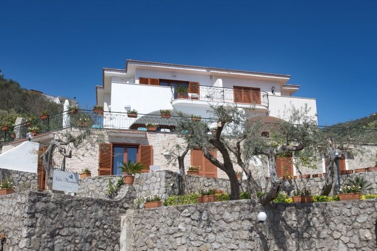 Villa met zwembad met wifi  CampaniaVilla Marianna