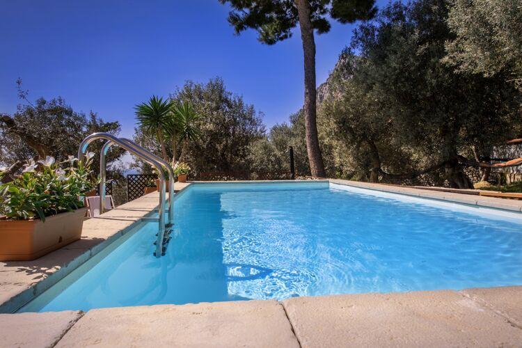 Villa Italië, Campania, Massa Lubrense Villa IT-80061-77