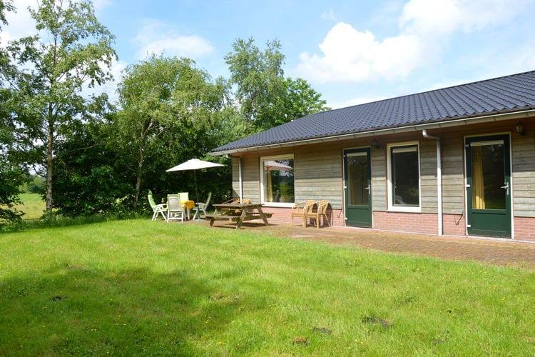 Vakantiehuizen Nederland | Drenthe | Vakantiehuis te huur in Kibbelveen   met wifi 8 personen