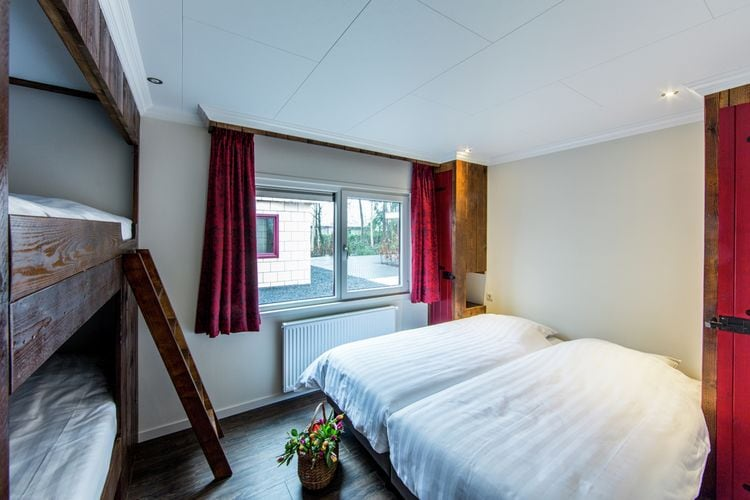 Villa Nederland, Overijssel, De Bult - Steenwijk Villa NL-8346-38
