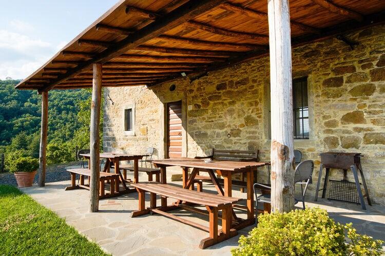 Vakantiehuizen Italie | Toscana | Vakantiehuis te huur in Anghiari met zwembad  met wifi 7 personen
