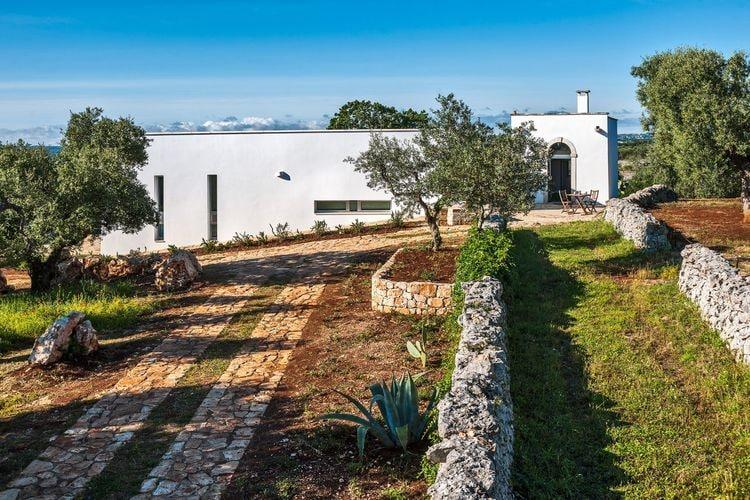 Villa Italië, Puglia, Cisternino Villa IT-00639-01