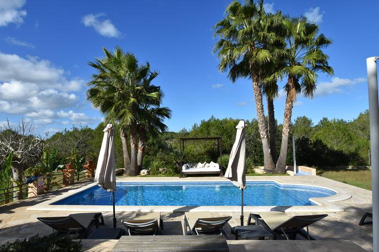 Vakantiehuizen Ibiza te huur San-Rafael- ES-00823-01 met zwembad  met wifi te huur