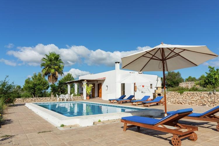 Vakantiewoning Spanje, Ibiza, San Rafael vakantiewoning ES-00825-01