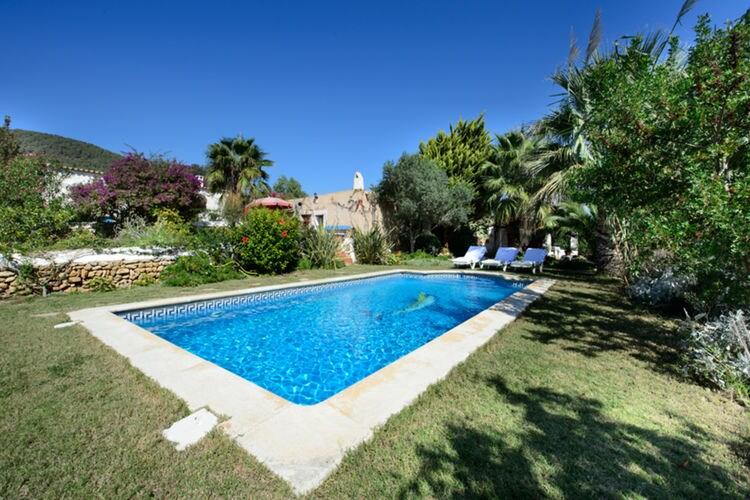 met je hond naar dit vakantiehuis in Sant Josep de sa Talaia