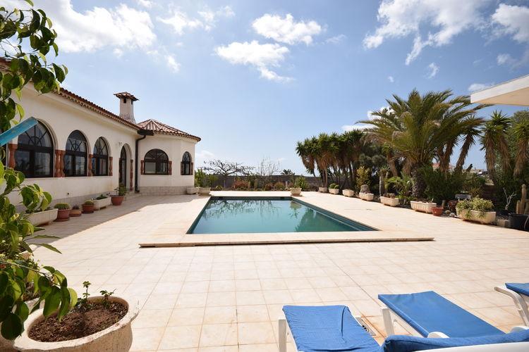 Vakantiehuis met zwembad met wifi  trfeFinca Las Palmeras