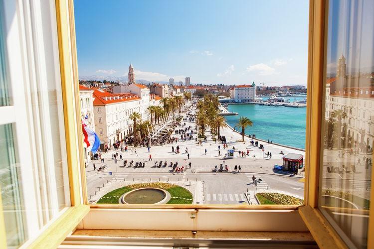 vakantiehuis Kroatië, Dalmatie, Split vakantiehuis HR-21400-15