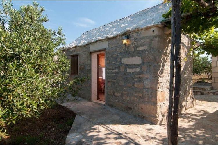 vakantiehuis Kroatië, Dalmatie, Brac vakantiehuis HR-21425-09