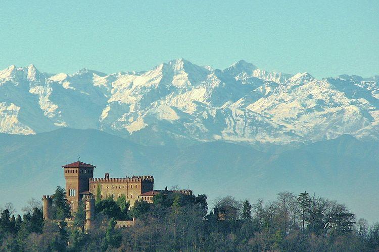 Vakantiewoning Italië, Piemonte, Gabiano Kasteel IT-15020-08
