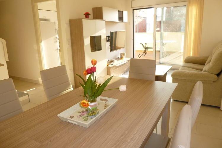 Appartement Spanje, Costa Brava, Roses Appartement ES-17480-29