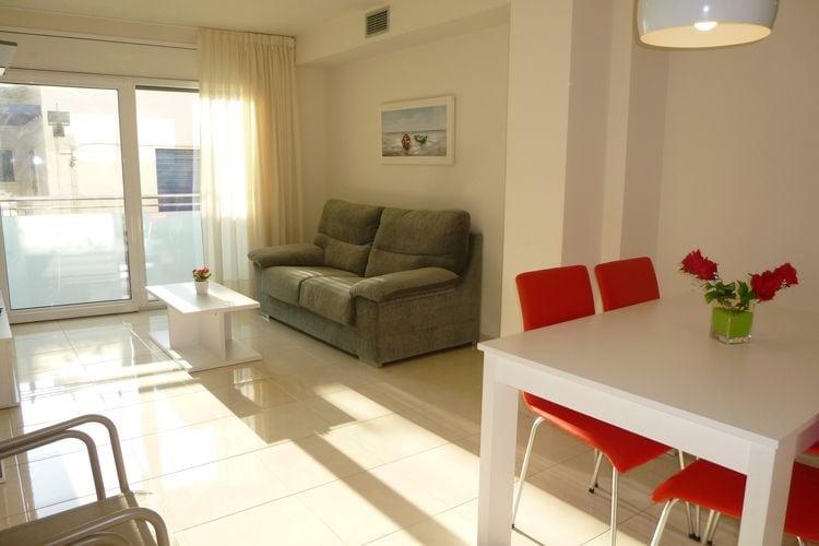 Appartement  met wifi  Costa Brava2001