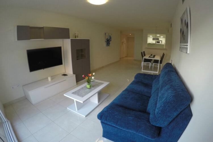 Appartement Spanje, Costa Brava, Rosas Appartement ES-17480-33