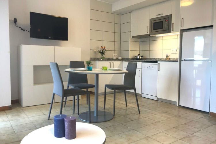 Appartement Spanje, Costa Brava, Rosas Appartement ES-17480-36