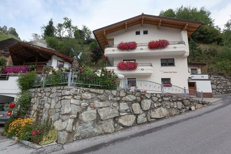 vakantiehuis Oostenrijk, Tirol, Kappl vakantiehuis AT-6555-99