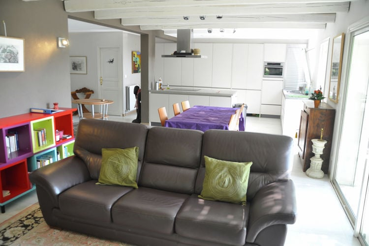 Villa Frankrijk, Languedoc-roussillon, Rochefort-Du Gard Villa FR-30650-09