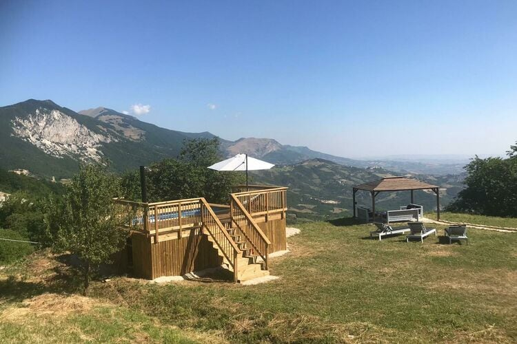 vakantiehuis Italië, Abruzzo, Corvara vakantiehuis IT-00010-87