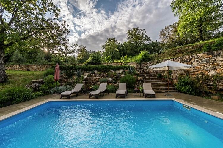 Villa Kroatië, Istrie, Visnjan Villa HR-52463-31