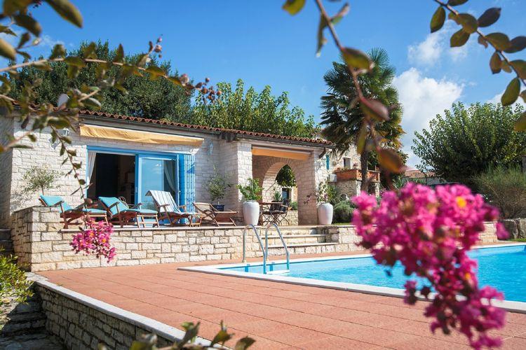 Villa Kroatië, Istrie, Rakovci Villa HR-52445-14