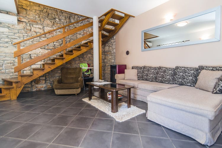 vakantiehuis Kroatië, Istrie, Valbandon vakantiehuis HR-52212-55