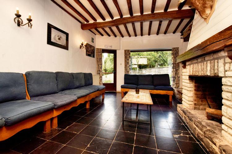 vakantiehuis België, Luxemburg, Villers ste Gertrude vakantiehuis BE-6941-99