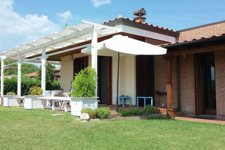 Abruzzo Vakantiewoningen te huur Villa op golfbaan en gratis onbeperkt golfen