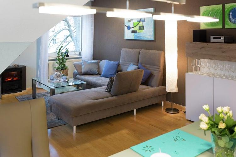 Duitsland | Nedersaksen | Appartement te huur in Hoxter   met wifi 2 personen