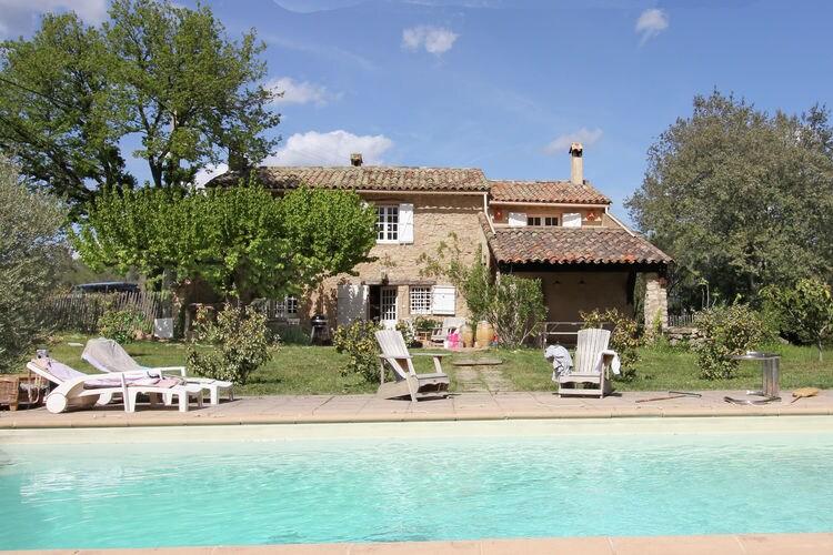 Provence-Alpes Cote d Azur Vakantiewoningen te huur Authentieke Mas en Pierres op een privedomein van 7000m2 met privezwembad