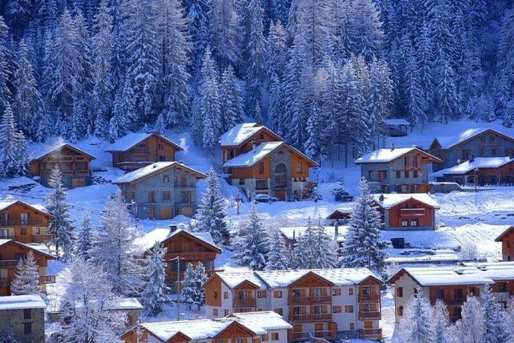 Vakantiehuizen Frankrijk | Rhone-alpes | Vakantiehuis te huur in Valfrejus   met wifi 8 personen