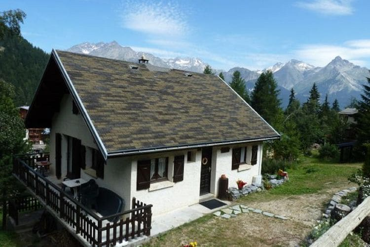 Chalet Eterlou Valfrejus Northern Alps France