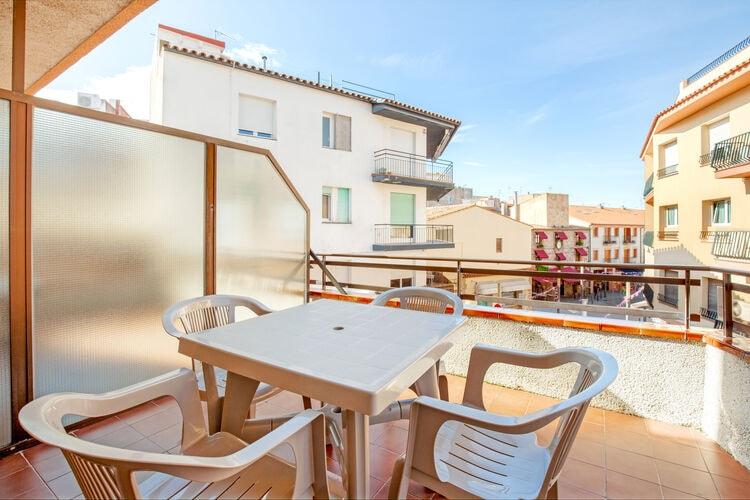 Appartementen Spanje | Costa-Brava | Appartement te huur in Palamos   met wifi 6 personen