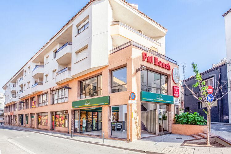 Spanje | Costa-Brava | Appartement te huur in Palamos   met wifi 6 personen