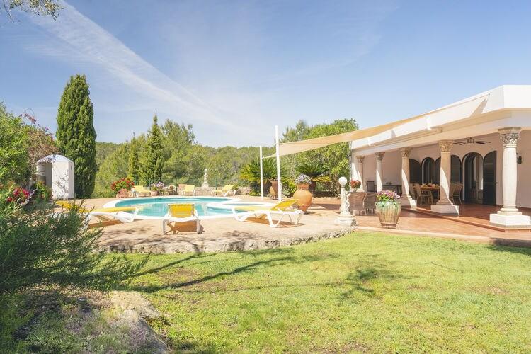 Vakantiehuizen Santa-Eulalia-del-rio te huur Santa-Eulalia-del-rio- ES-07840-24 met zwembad  met wifi te huur