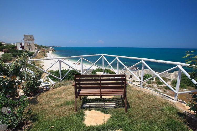 Vakantiewoning  met wifi  Trani  Trullo Fiore di Mare