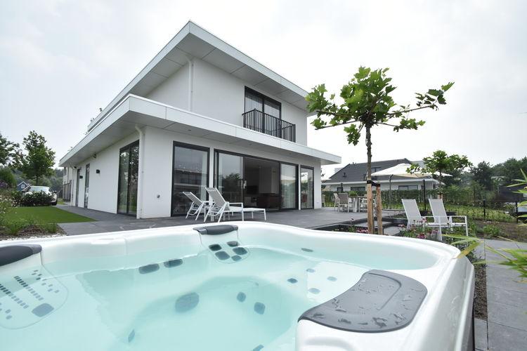 Vakantiehuizen Nederland | Flevoland | Villa te huur in Zeewolde   met wifi 10 personen
