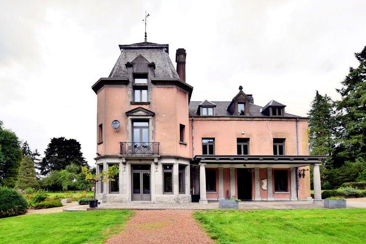Vakantiehuizen Belgie | Luxemburg | Kasteel te huur in Jamoigne   met wifi 32 personen
