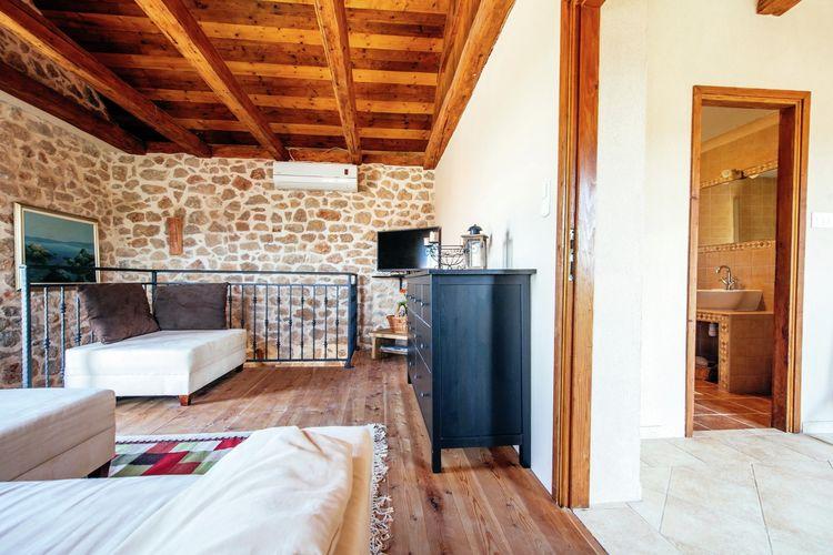 vakantiehuis Kroatië, Dalmatie, Obrovac vakantiehuis HR-00000-07