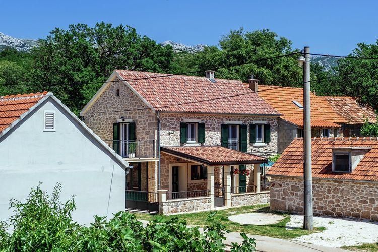 Vakantiehuis kroatie, Dalmatie, Obrovac Vakantiehuis HR-00000-07