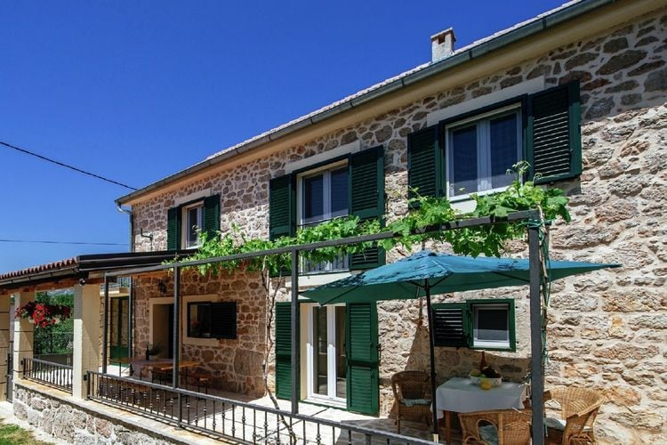 Vakantiewoning Kroatië, Dalmatie, Obrovac vakantiewoning HR-00000-07