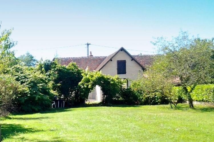 Bourgogne Vakantiewoningen te huur Beau Champ