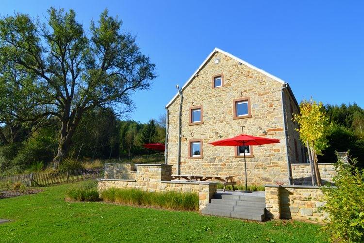 Vakantiehuis  met wifi  Ondenval  Maison Ondenval