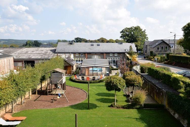 Vakantiewoning huren in Luxemburg - met zwembad  met wifi met zwembad voor 20 personen  Dit landelijke huis met sauna en (..