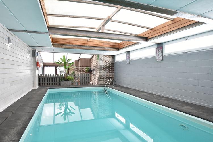 Belgie | Namen | Vakantiehuis te huur in Goesnes met zwembad  met wifi 8 personen